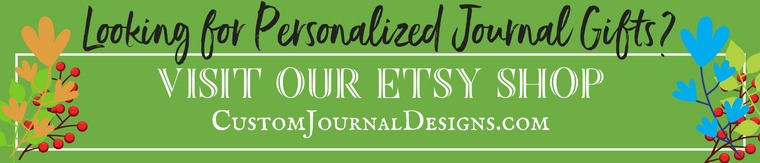Custom Personalized Journal Gifts