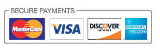 Secure payments badge