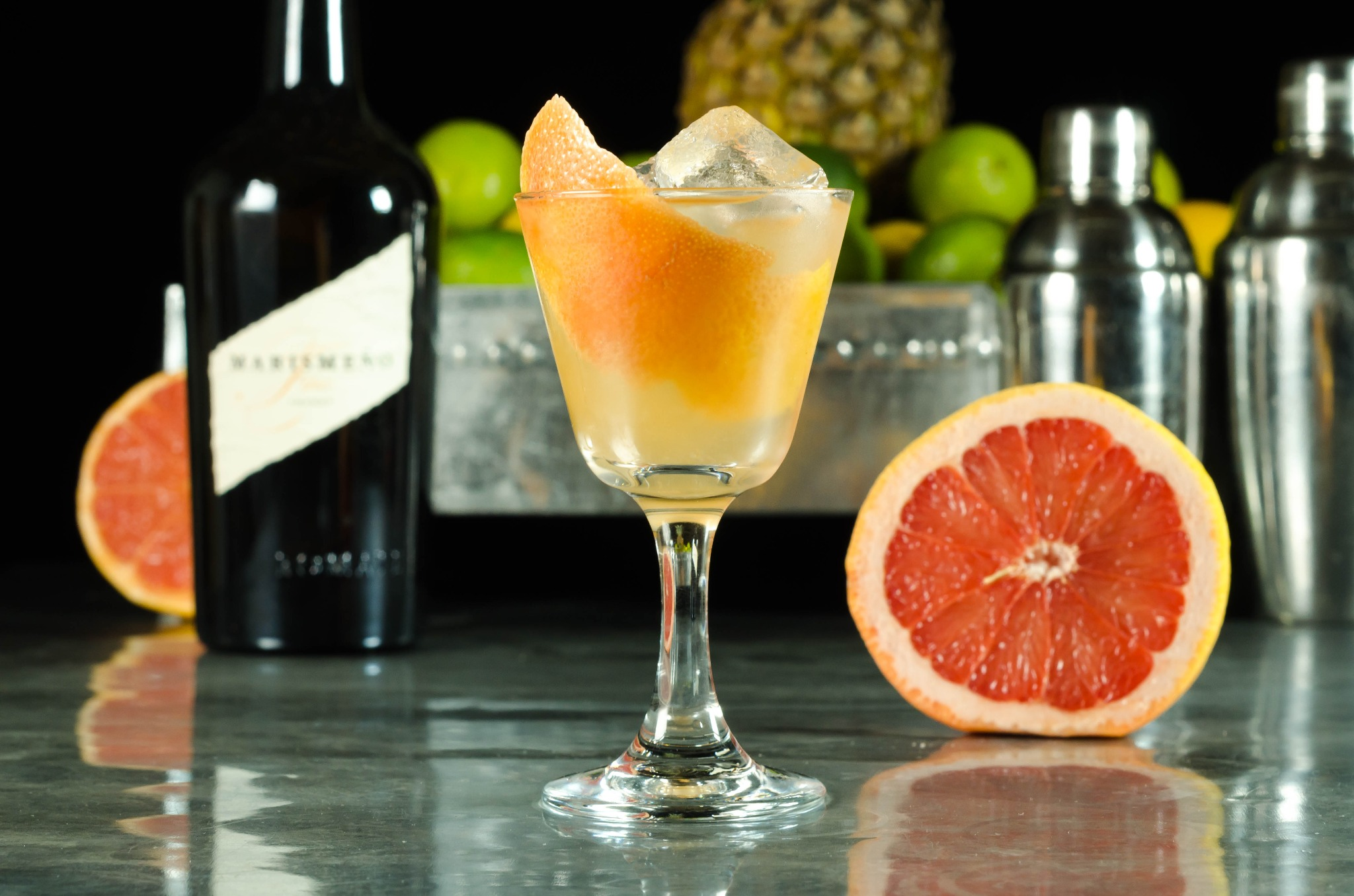 Grapefruit Vermouth