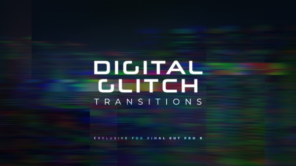 Digital Glitch Transitions