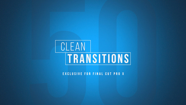 50 Clean Transitions