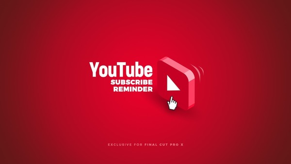 YouTube Subscribe Reminder