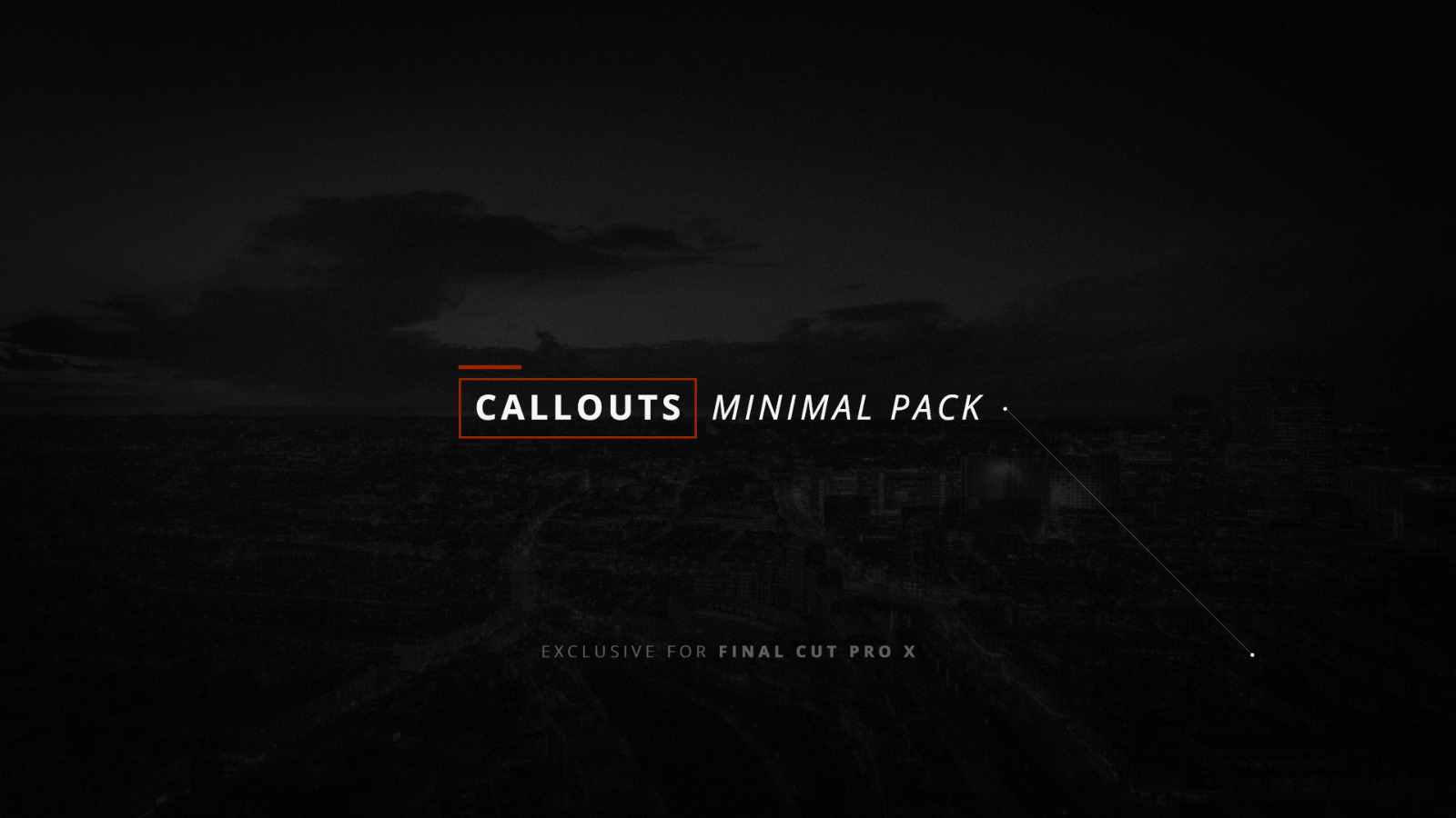 Callouts Minimal Pack