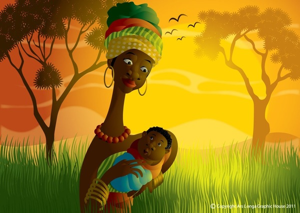 African Cartoons & Animations