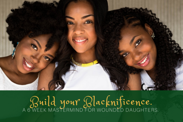 Wounded Black Daughters Series