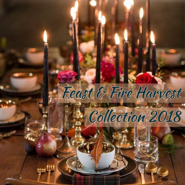 Feast & Fire Harvest Collection 2018