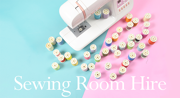 Sewing Room Hire