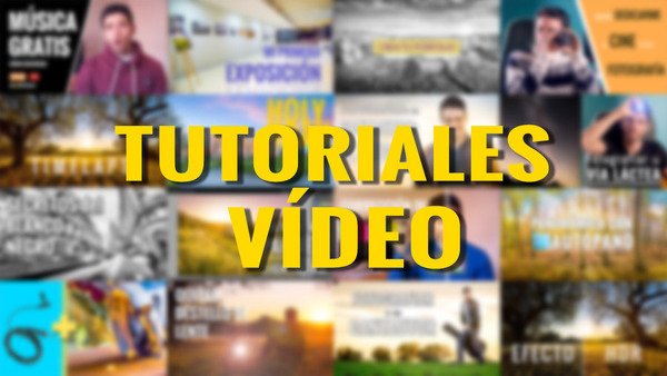 Tutoriales Gratis Vídeo