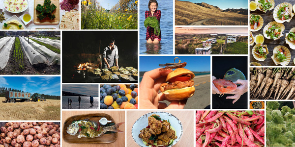 PRE-ORDER Kai and culture: Food stories from Aotearoa.