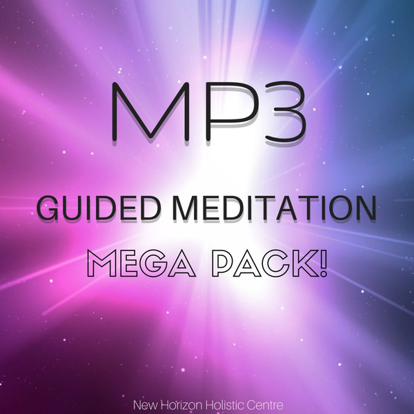 MP3 Guided Meditation Mega Pack - New Horizon
