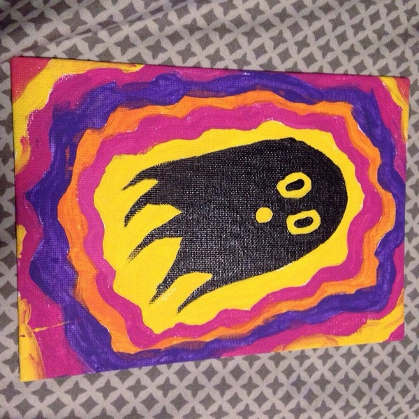 Painting: Ghost