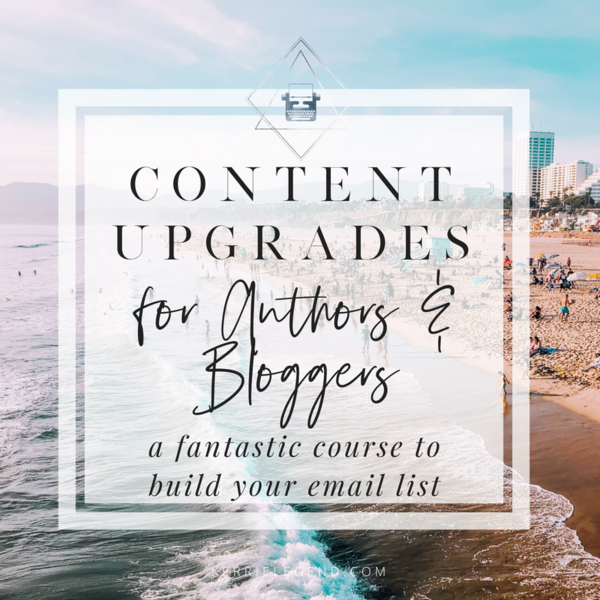 Content Upgrades for Authors and Bloggers