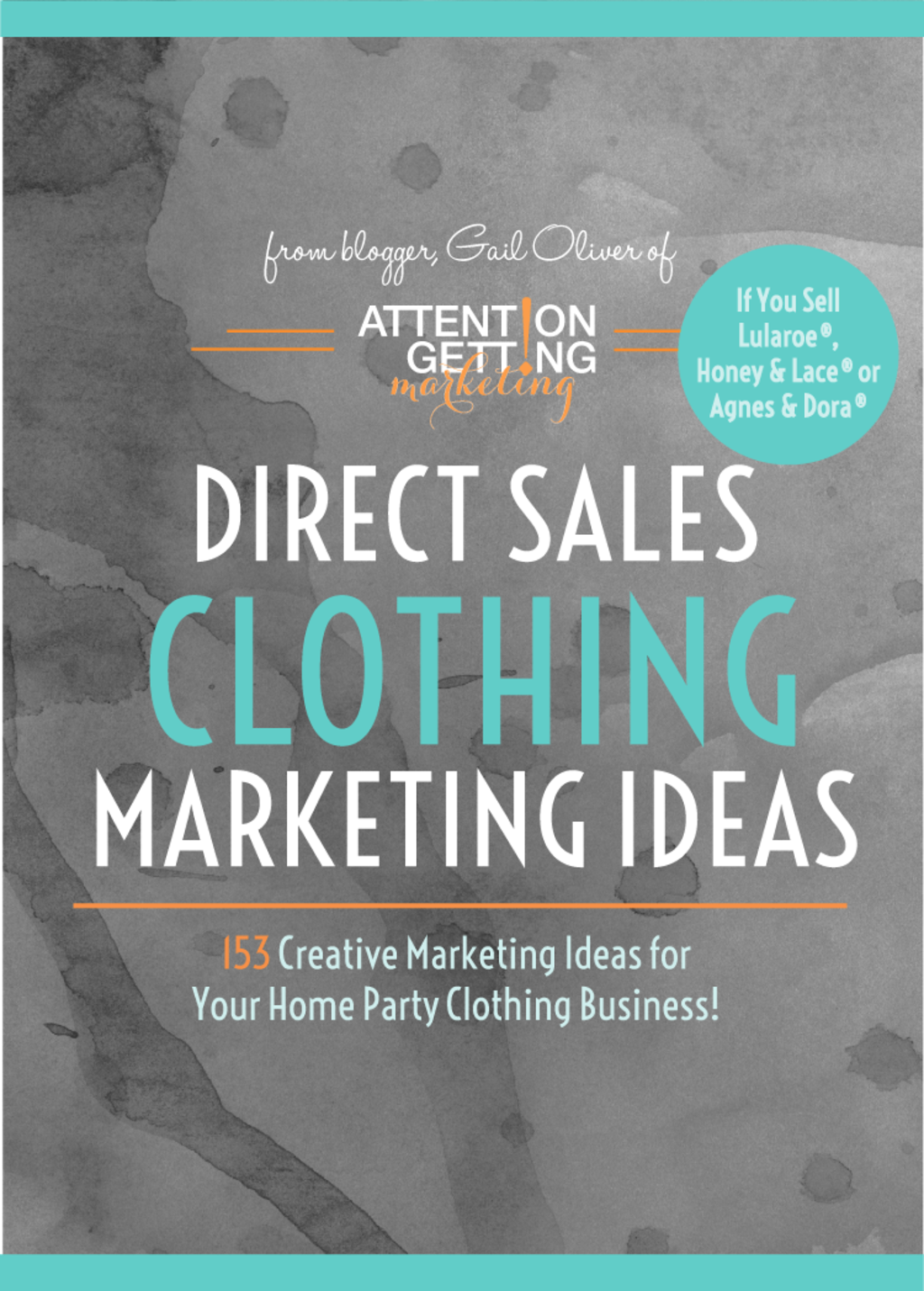 clothing business direct sales marketing ideas attention getting