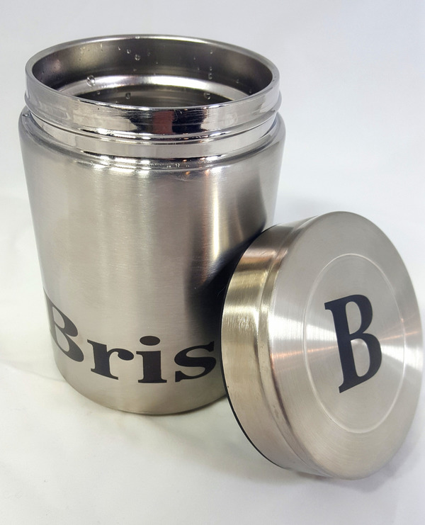 16 oz Stainless Steel Double Wall Container