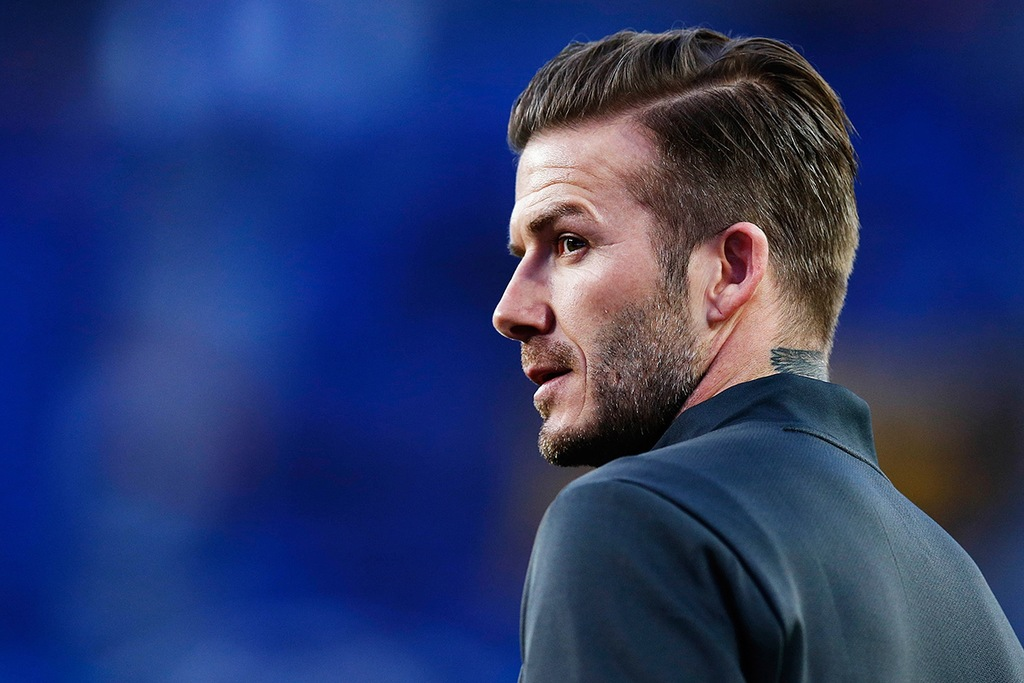 the life of david beckham as a phenomenal sports icon Beckham may have been able to add to his total, but an achilles tendon injury ruled him out of the 2010 world cup (where beckham still traveled as a member of the england staff.