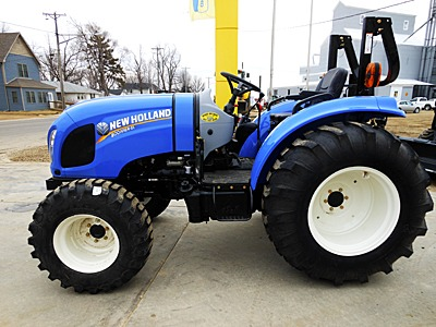 New Holland Boomer 41, 47 With Cab Parts Manual - manualvault