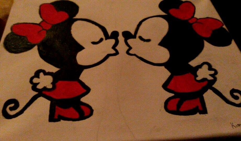 Made by Daantje: Lesbian mouses