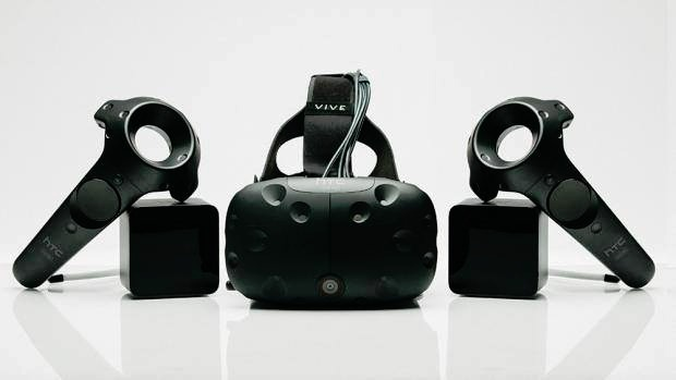 😇 TRY IT OUT: HTC Vive (Various FeelVR HUBS)