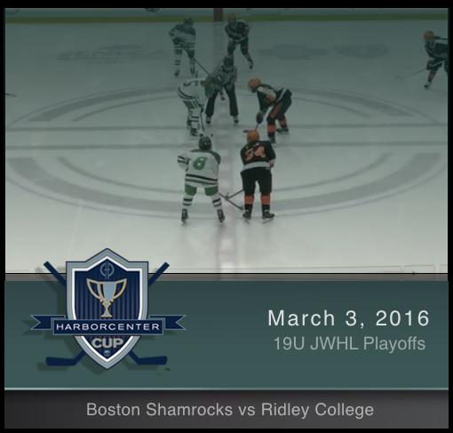 19U Boston Shamrocks vs Ridley College