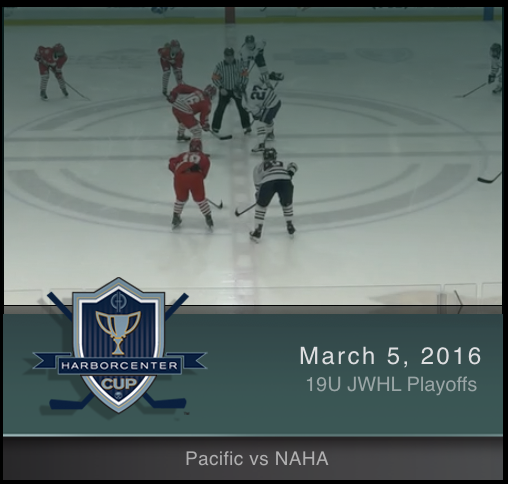 JWHL 19U NAHA vs Pacific