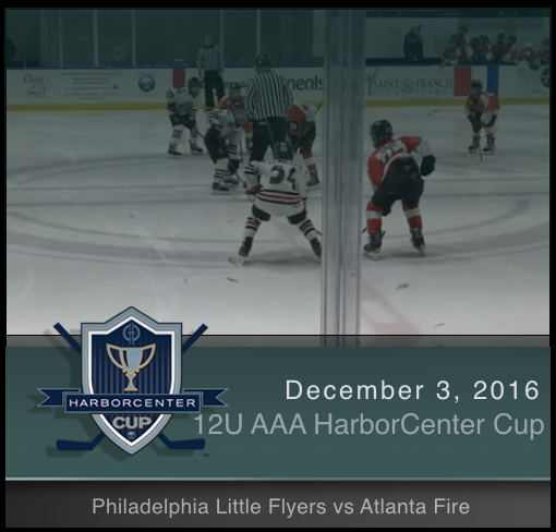 12U AAA Philadelphia Little Flyers vs Atlanta Fire