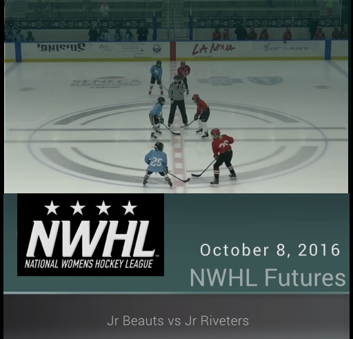 10U NWHL - Jr Beauts vs Jr Riveters