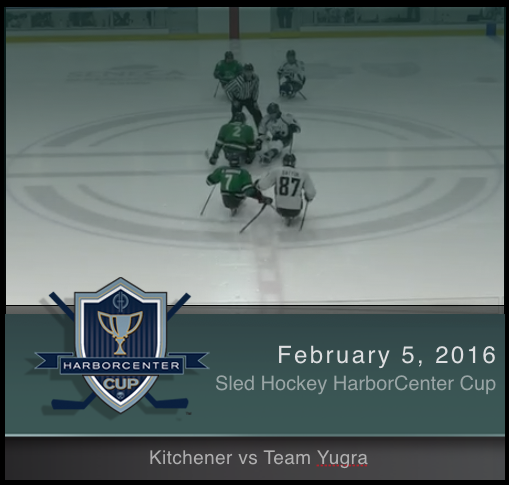 Kitchener vs Team Yugra