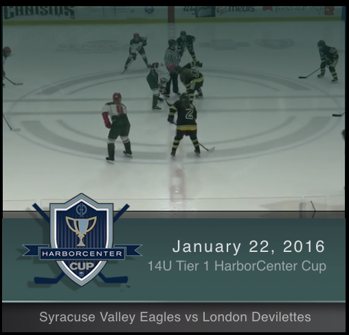14U Tier 1 Syracuse Valley Eagles vs London Devilettes