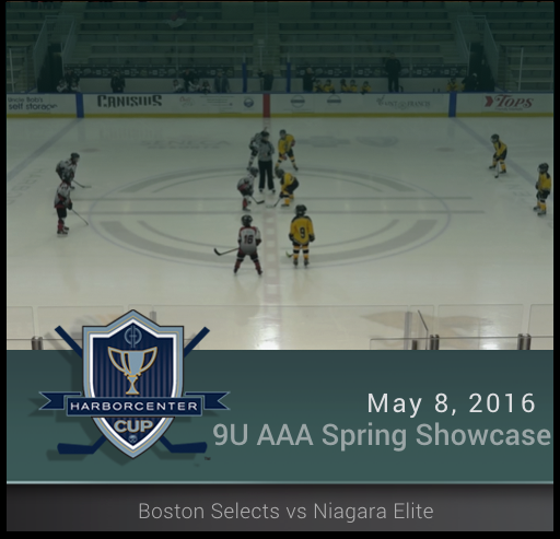 Spring Showcase 2007 AAA - Boston vs Niagara - Championship