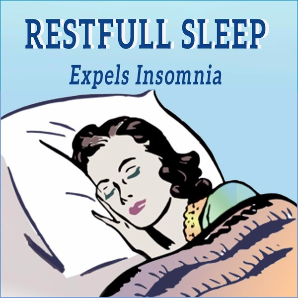 Restful Sleep Expels Insomnia