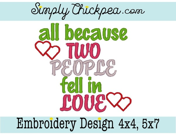 Valentine S Day Embroidery Designs Simply Chickpea Designs