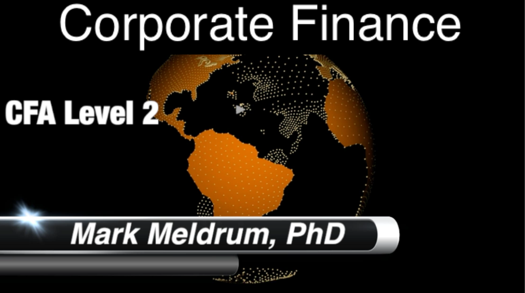 corporate finance notes Corporate finance training advance your career in investment banking, private equity, fp&a, treasury, corporate development and other areas of corporate finance.