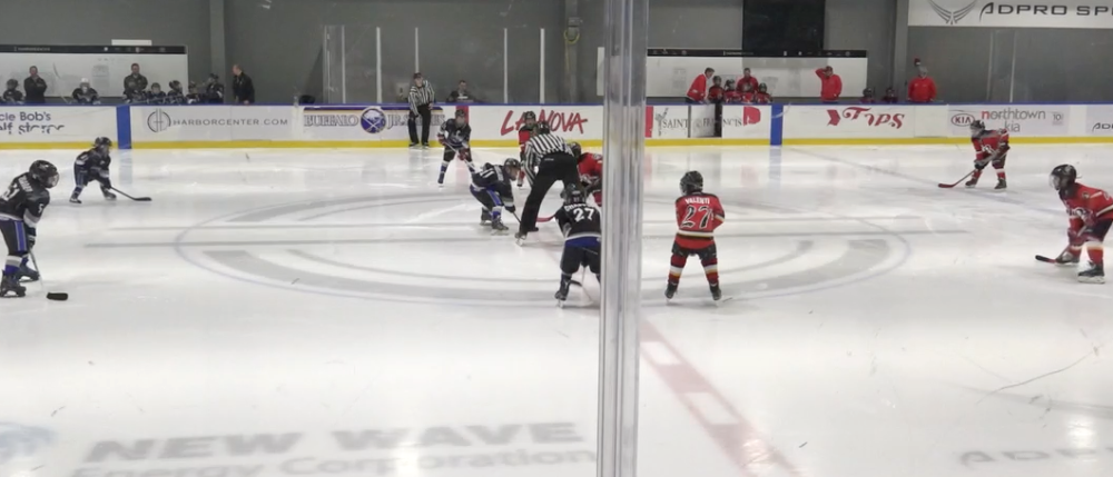 9U AA - Reston Raiders vs Cleveland Barons