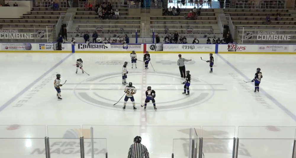2004 Showcase - Southern Tier Admirals vs Buffalo Jr Sabres