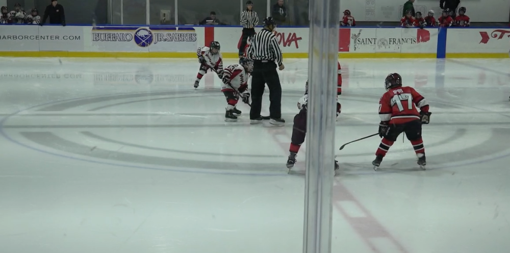 9U AAA - Cleveland Barons vs Clarence Mustangs