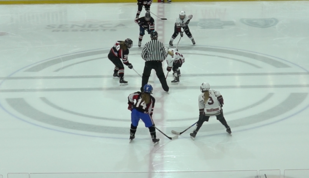 12U Tier 1 Girls - Peterborough Icekats vs Cleveland Lady Barons
