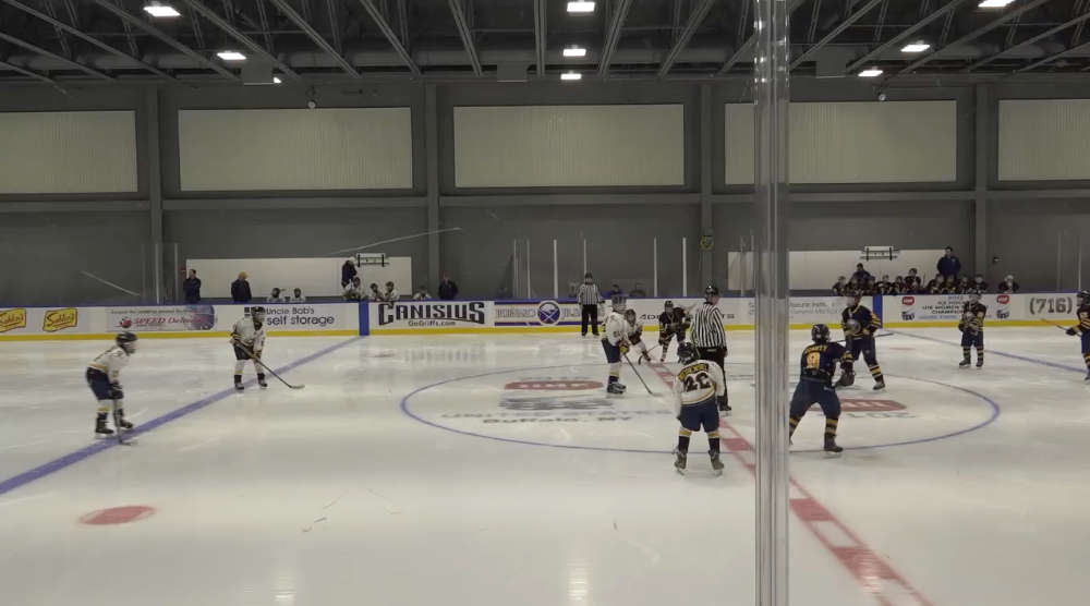 11U AAA Webster Cyclones vs Buffalo Jr Sabres
