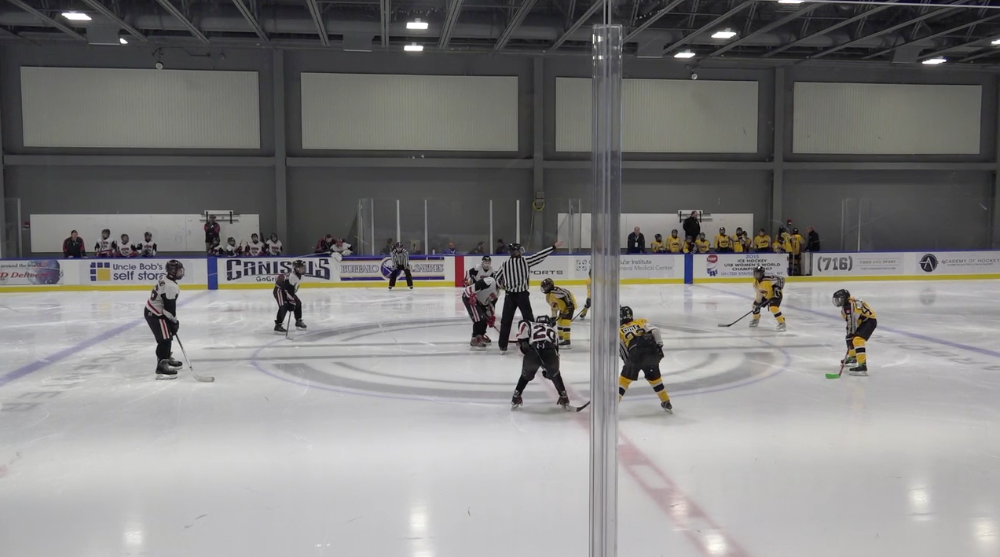 12U AA Cheektowaga Warriors vs West Hill Golden Hawks - Semifinal