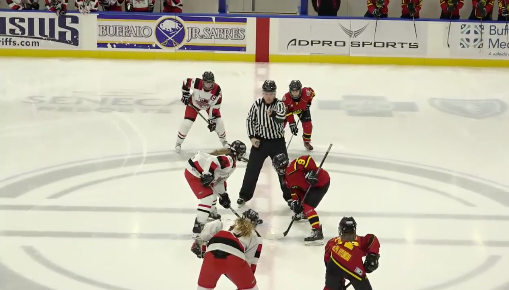 16U/17U Girls Tier 2 Thunder Bay Queens vs Guelph Jr Gryphons - Championship