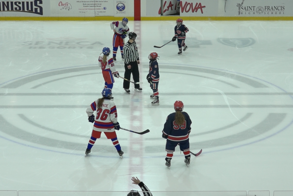 12U Tier 2 Girls - Buffalo Regals @ Hamburg Hawks