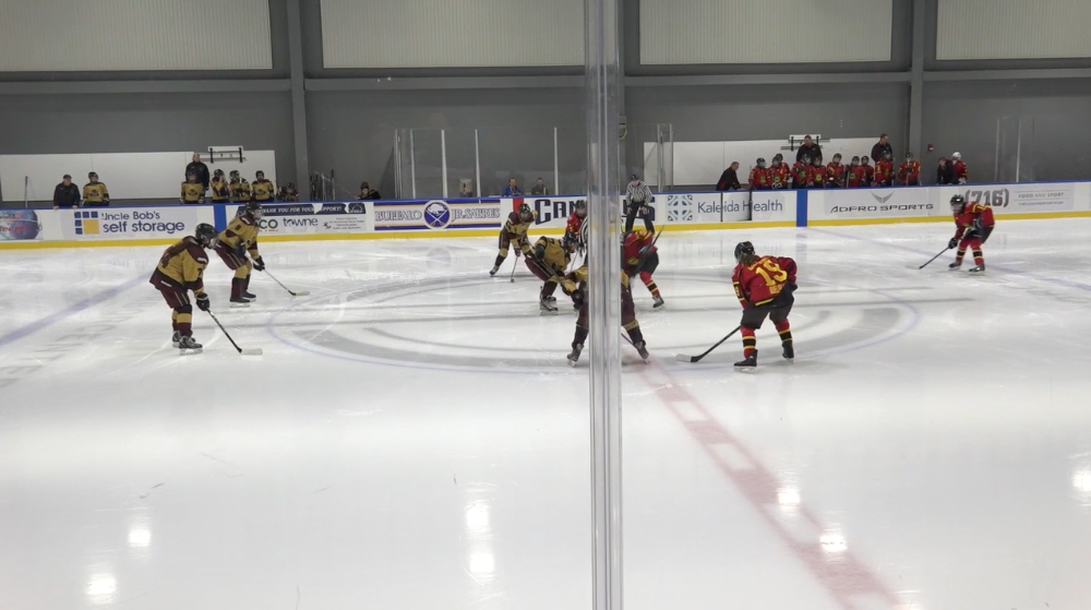 16U/17U Girls Tier 2 Rochester Grizzlies vs Guelph Jr Gryphons