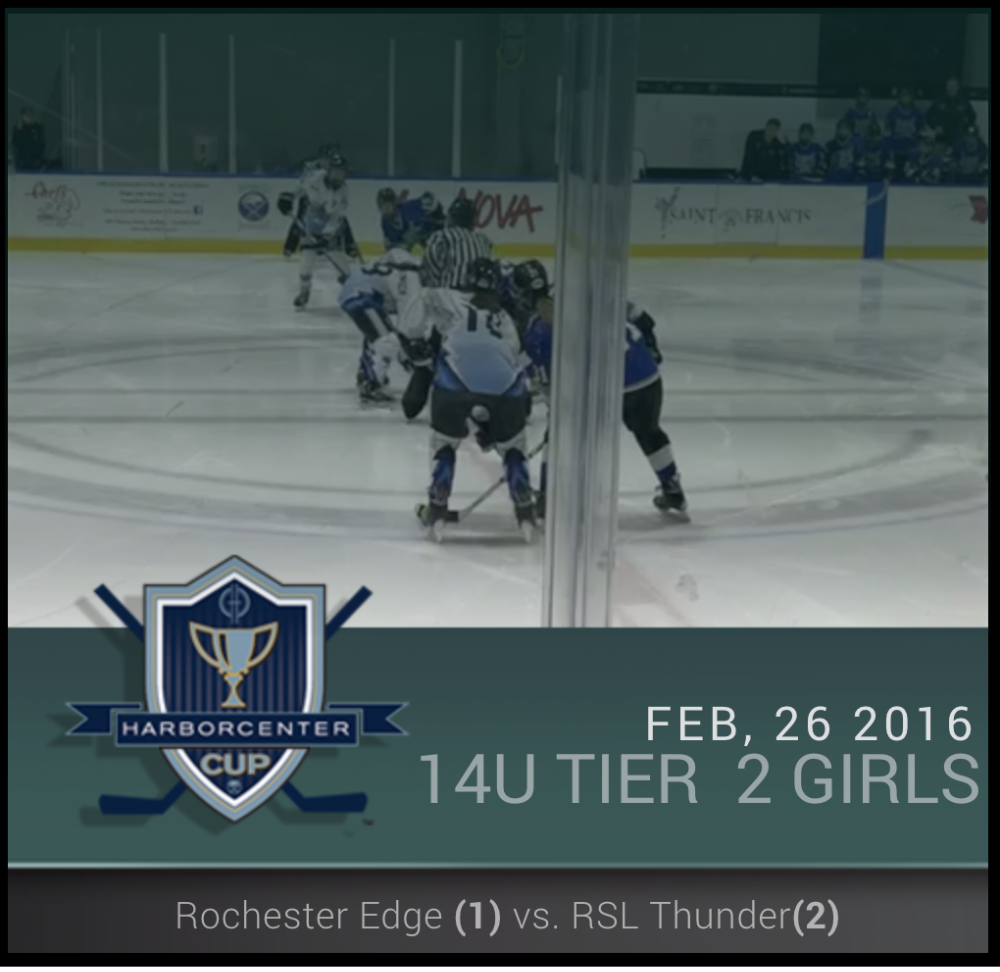 Rochester Edge vs RSL Thunder