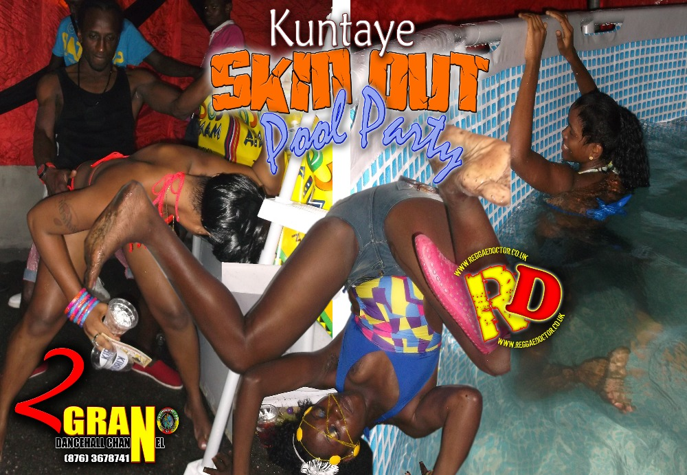 Kuntaye Skinout Pool Party dvd (digital/physical delivery) - iam2gran