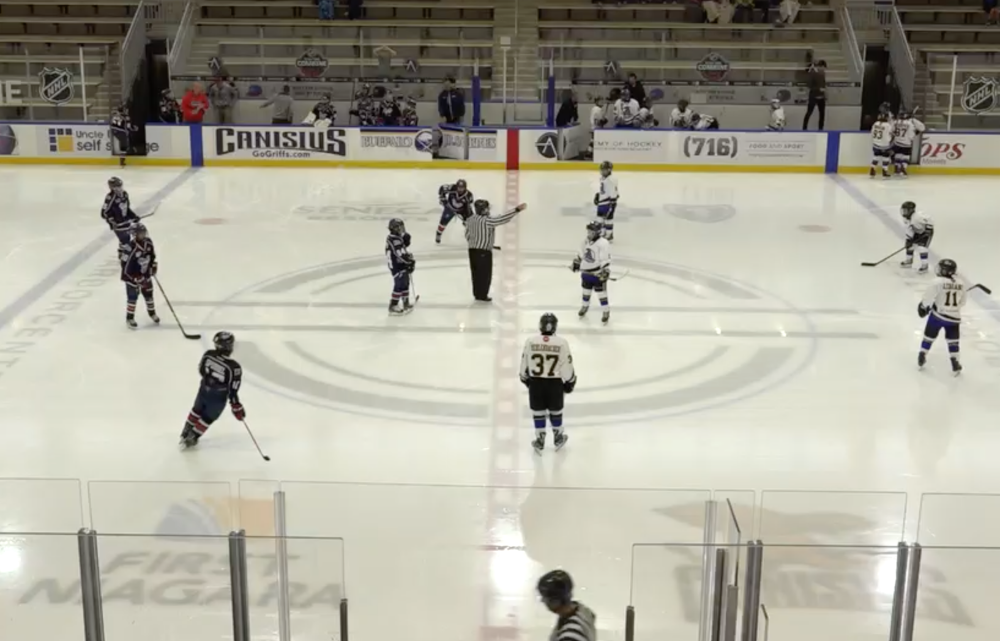 2004 Showcase - Mississauga Rebels vs. Southern Tier Admirals