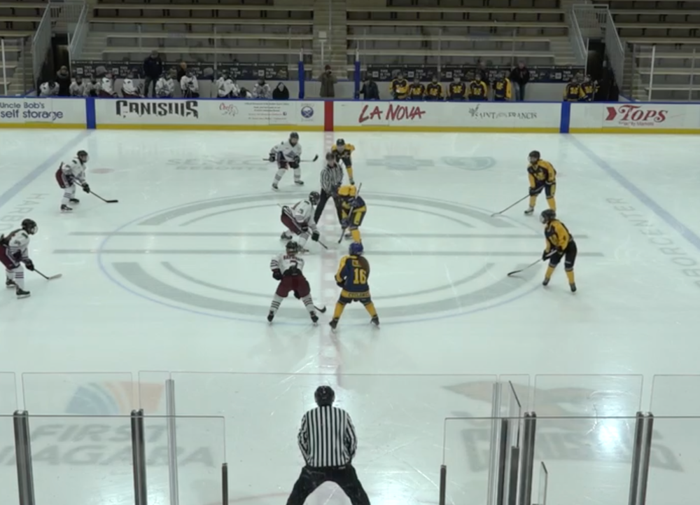 16U/17U Tier 2 Girls - Webster Cyclones vs Ancaster Avalanche