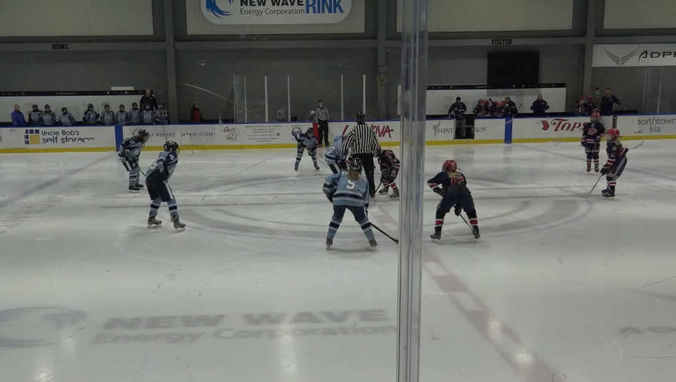 12U Tier 2 Girls - Buffalo Regals vs RSL Thunder