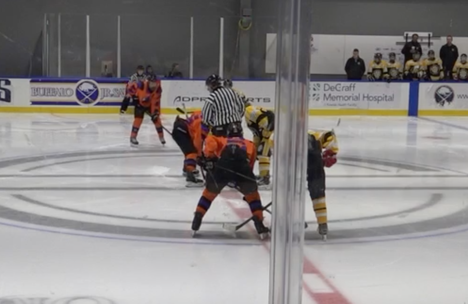 14U AA - Youngstown Phantoms vs Niagara Falls Flyers