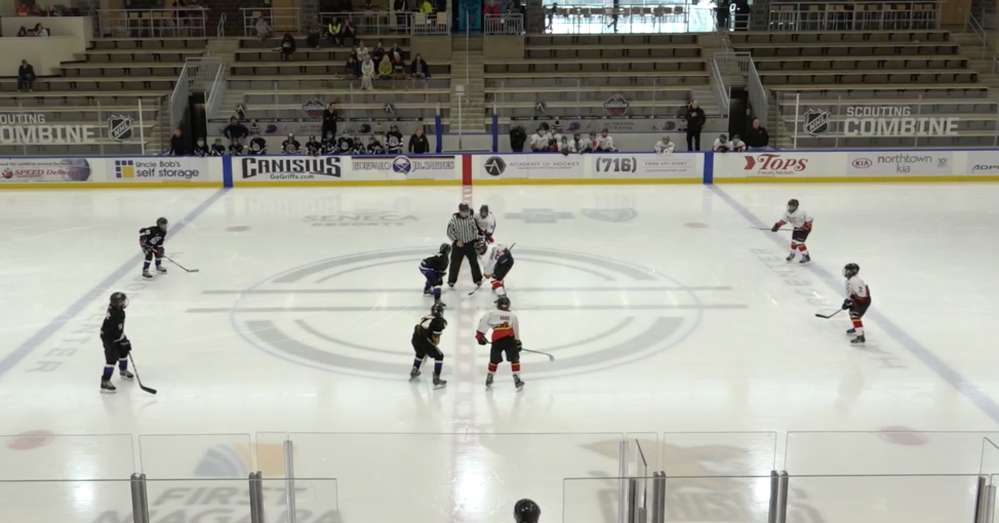 2004 Showcase - Minuteman Flames vs Southern Tier Admirals