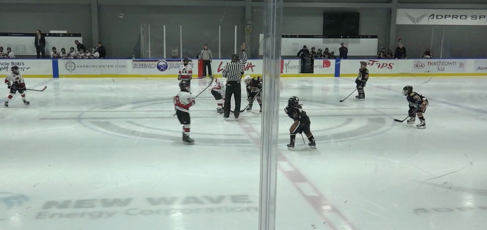 9U AA - Buffalo Bisons vs Amherst Knights